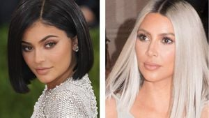 Kylie & Kim: Schwestern-Beef wegen Travis' Face-Tattoo!