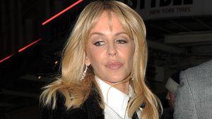 Kylie Minogue traurig: Keine eigenen Kinder nach Brustkrebs?