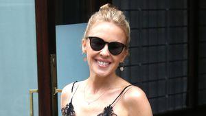 Verdächtiger Klunker: Ist Kylie Minogue etwa schon verlobt?
