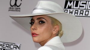 "Lady Gaga bei den ""American Music Awards"" 2016"