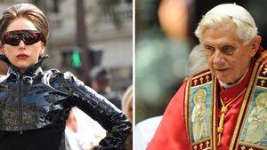 Lady GaGa hält Meinung des Papstes für irrelevant