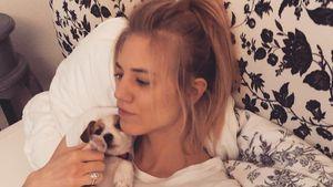 Larissa Marolt unendlich traurig: Ihr kleiner Welpe ist tot!
