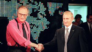 Auch Putin: Stars verabschieden sich von Larry King (†87)