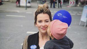 Serien-Star Laura Osswald offen: So ist ihr Leben als Mama!