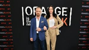 """""""Orange Is The New Black""""-Laura Prepon: Sie hat Ja gesagt!"""