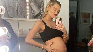 Nach TV-Fauxpas: Laura Whitmore bestätigt Babygeschlecht
