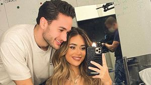 Leander postet erstes Liebes-Selfie mit seiner Melissa