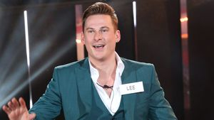 "Lee Ryan beim Einzug ins ""Celebrity Big Brother""-Haus"