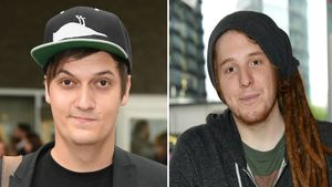 YouTuber LeFloid & Unge