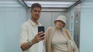 "Neu-Mama Lena Gercke schwärmt: Dustin ist ""supersüßer Daddy"""