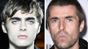 Liam Gallaghers Sohn Lennon sieht genau wie sein Vater aus