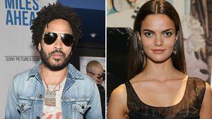 Lenny Kravitz verliebt: Das ist seine neue Model-Freundin!