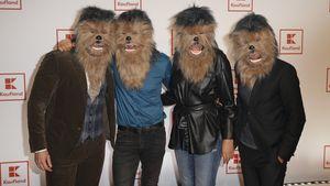 """Mini-""""Masked Singer"""": Wer steckt hier unter Wookiee-Masken?"""