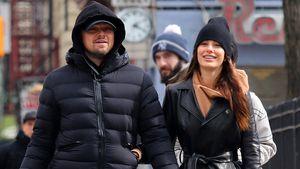So läuft es zwischen Leonardo DiCaprio und seiner Camila