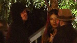 Seltenheit: Leonardo DiCaprio mit Freundin Camila gesichtet
