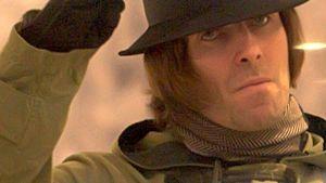 Igitt! Fan schnupfte Schuppen von Liam Gallagher