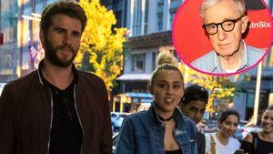 Böse Krise? Woody Allen sollte Mileys & Liams Liebe retten