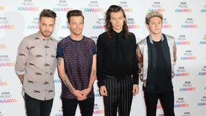 One Direction bei den BBC Music Awards in Birmingham 2015