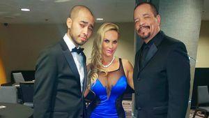 Stolze Stiefmama Coco: So sehr liebt sie Ice-Ts Sohn Lil Ice
