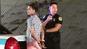 Ohne gültigen Führerschein unterwegs: Lil Pump verhaftet!