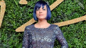 Lily Allen bei den British Fashion Awards 2015
