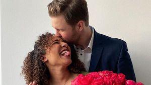 """Superheld"": Schwangere Linda Reschke hat sich verlobt!"