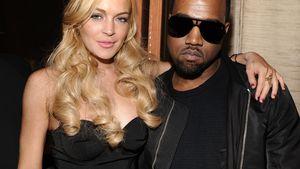 Lindsay Lohan mit Kanye West
