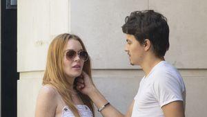 Beweis-Video: Egor attackierte Lindsay Lohan schon einmal