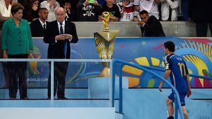 Zum 3. Mal: Star-Kicker Lionel Messi wieder Papa geworden