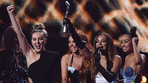 Total besoffen & urkomisch: Little Mix feiern 1. BRIT-Award!