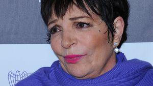 Alkohol-Sucht: Liza Minnelli in Entzugsklinik!