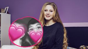 Total verknallt: Loredana Wollny (14) teilt süße Paar-Pics