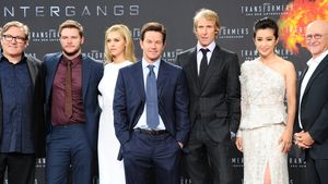 """Europa-Premiere: """"Transformers"""" besetzen Berlin"""