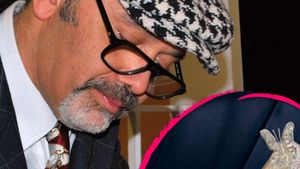 Louboutin designt Cinderella-Schuh, Dita greift zu
