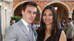 Monaco-Familienfeier: Stéphanies Sohn Louis hat geheiratet!