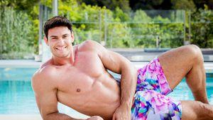 """Muskel-Flirtmasche: """"Love Island""""-Sebastian war früher dick"""