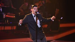 "Nach Sing-off-Exit: ""The Voice""-Lucas rockt das Halbfinale!"