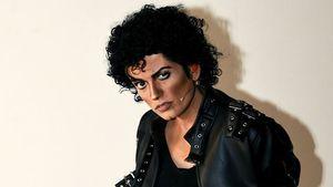 Lucy Diakovska als Michael Jackson