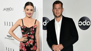 Datet Lucy Hale etwa den Ex-US-Bachelor Colton Underwood?