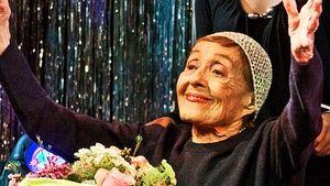 Medianight: 101-Jährige bekommt goldenen Stern