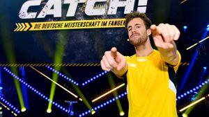 """Auf Krücken: Luke Mockridge gewinnt zum ersten Mal """"Catch!"""""""