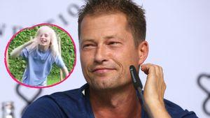 Stolzer Papa: Til Schweiger teilt Kindheits-Video von Luna