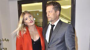 Papas Begleitung: Luna Schweiger zeigt Haut auf Red Carpet!