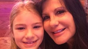 Maddie Briann Aldridge und Lynne Spears