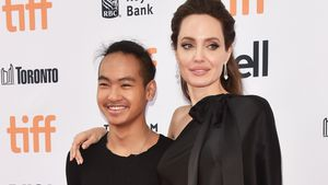 Angelina Jolie: Zuckersüßes Kompliment von Sohn Maddox