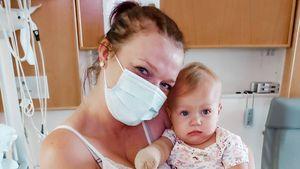 """""""Sister Wives""""-Maddie: Tochter Evie (1) wurde Fuß amputiert!"""