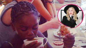 Herzschmerz! Madonna lässt Tochter Lourdes ziehen