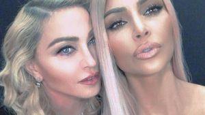 Klartext! Kim Kardashian erklärt ihre große Liebe zu Madonna