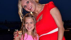 Nach Not-OP: Magdalena Brzeskas Tochter ist tough