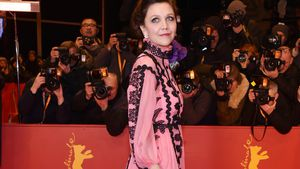 Hollywood-Star Maggie Gyllenhaal auf der 67. Berlinale